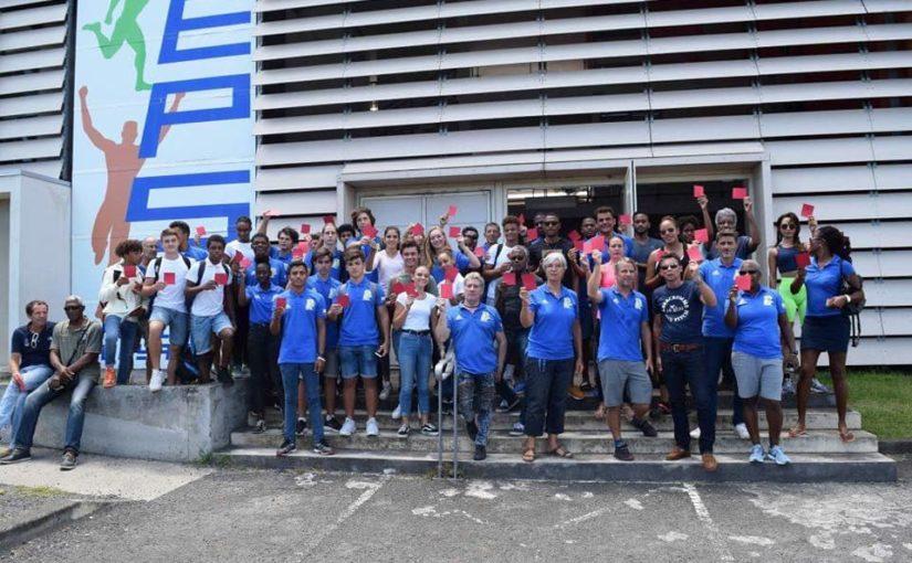 Communiqué SNEP-FSU Guadeloupe : Notre terre de champion a besoin de ses CTS !